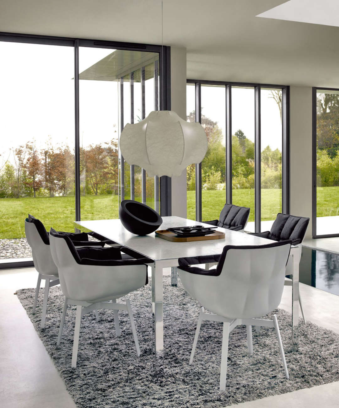 Decorating Ideas Dining Table Top 25 Of Amazing Modern Dining Table Decorating Ideas To Inspire You