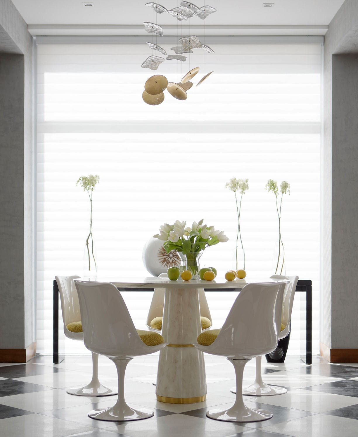 Dining Table Decor Ideas Top 25 Of Amazing Modern Dining Table Decorating Ideas To