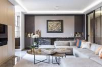 Beautiful Contemporary Living Room Design