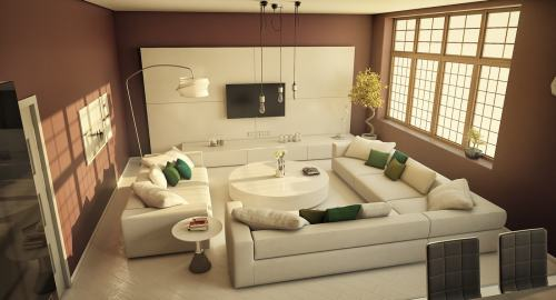 Medium Of Decoration Ideas Living Room