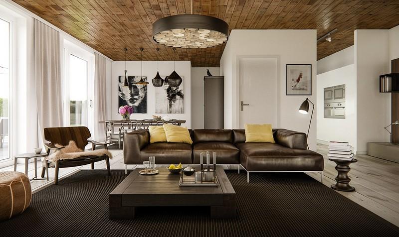 Living room in 2017 interior design trends 10 interior design trends