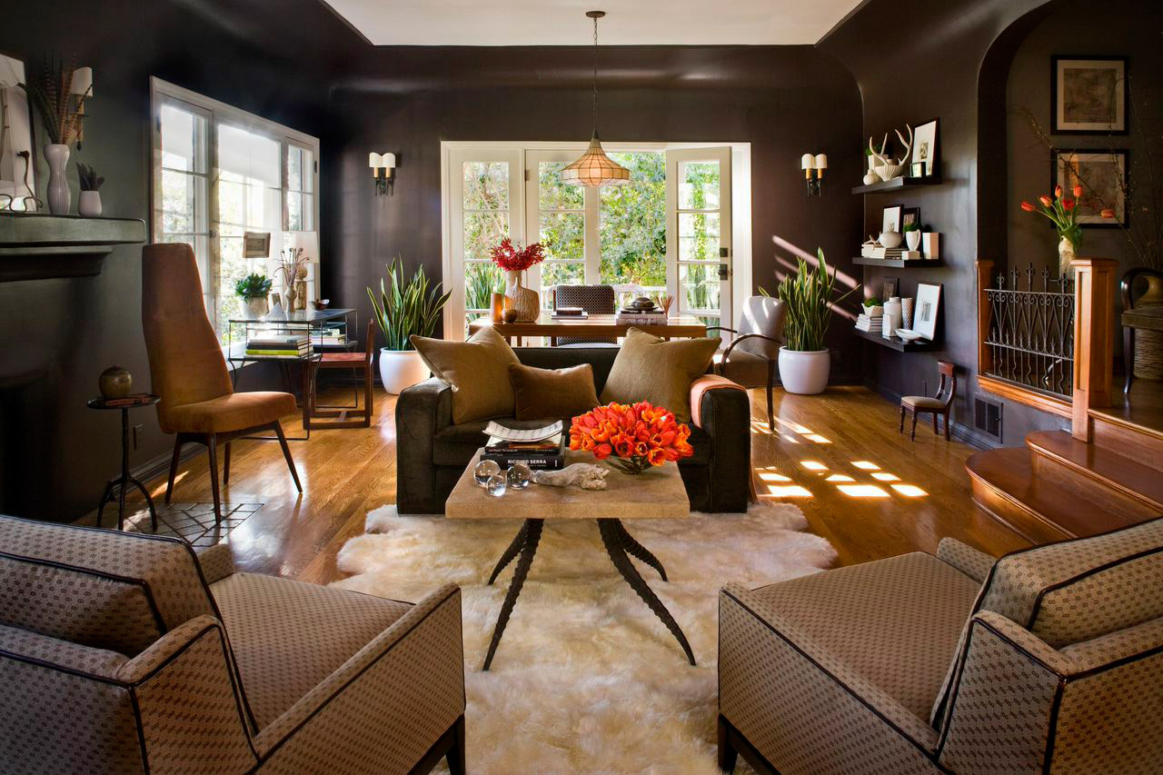 Celebrity Home Decorating 10 Stunning Celebrity Living Rooms To Inspire You