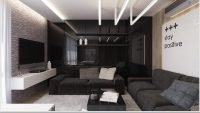Black Living Room Ideas to Enhance your Home Decor