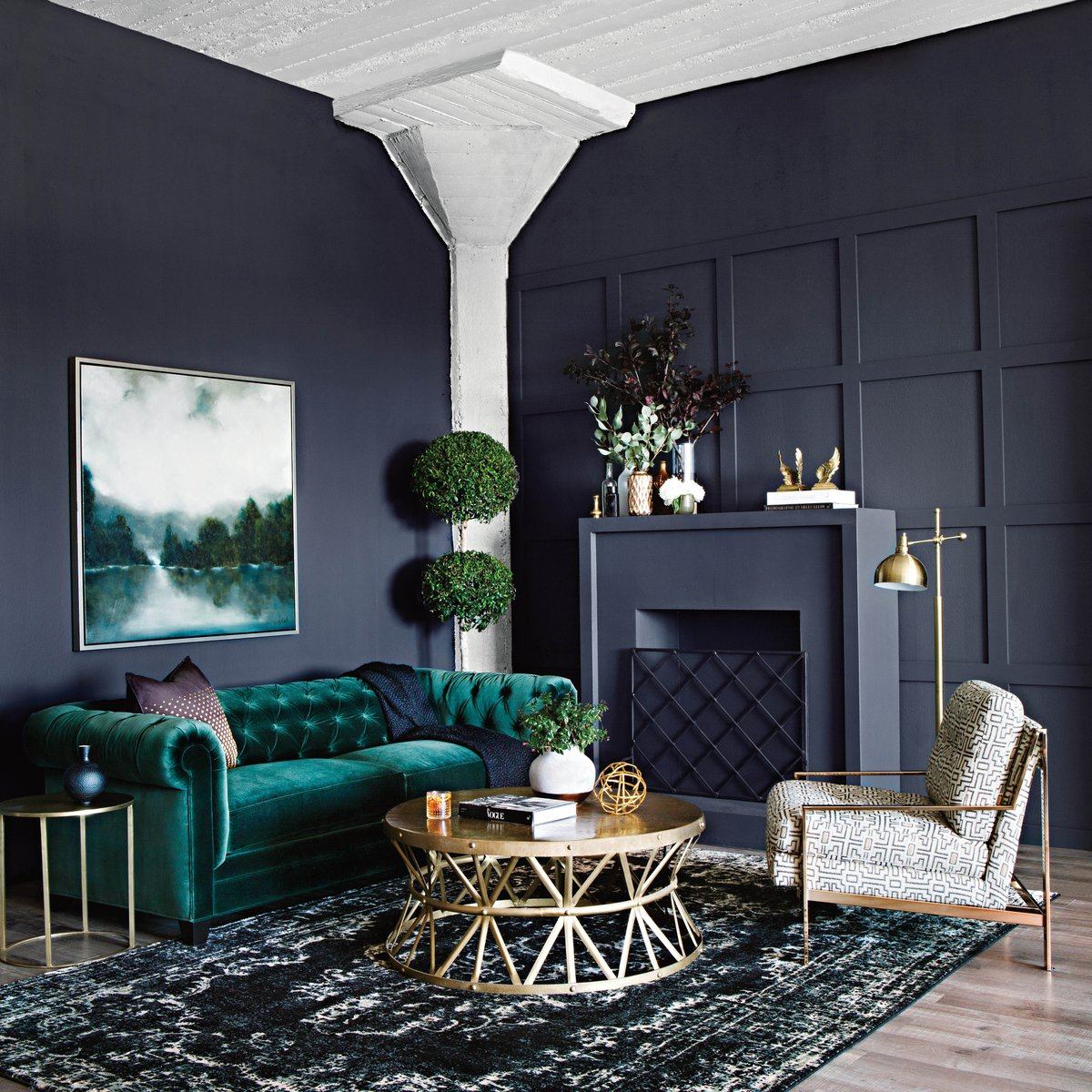 Im Wohnzimmer It S All About Interior Pinterest Living Room 8 Different Ways To Use Colorful Sofas In Your Living Room