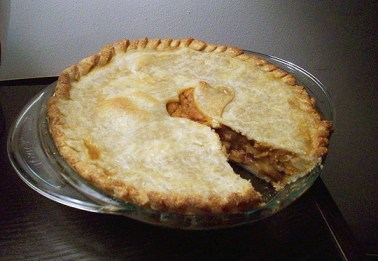Pumpple Pie