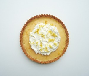 Double Lemon Tart