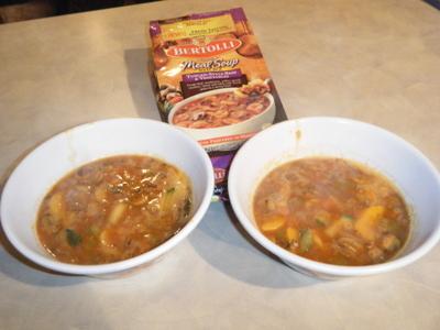 Bertolli Frozen Meal Soup