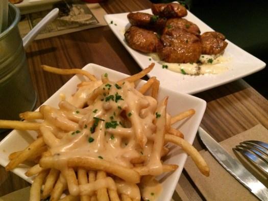 Umami Burger Truffle Cheese Fries