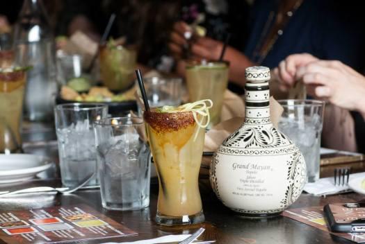Grand Mayan Tequila