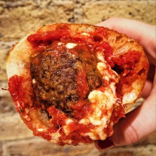Meatball Sub Chicago