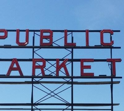 Pike Place Seattle Washington