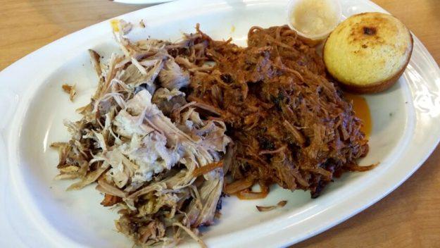 Mr. Big Stuff 2 Meat Plate