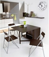 Small Spaces Dining Room Table & Chairs  There is Always