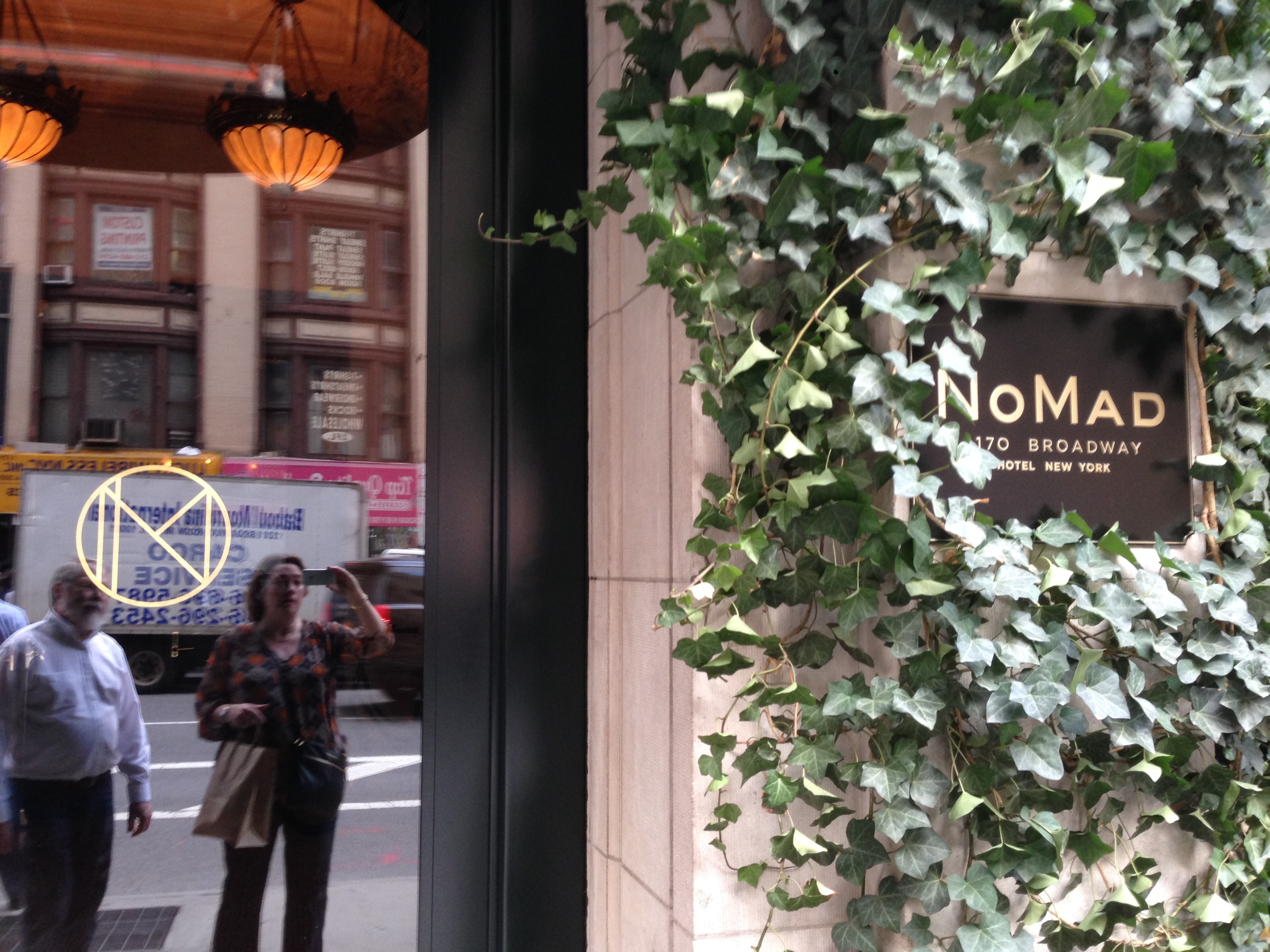 Nomad Restaurant Nomad New York City 9 19 14 Dining With Frankie
