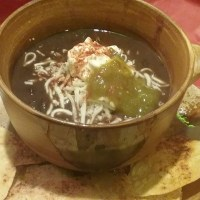 The Argyle Club's Cuban Black Bean Soup (1961)