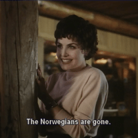 Twin Peaks Eats: The Norwegians Are Leaving!