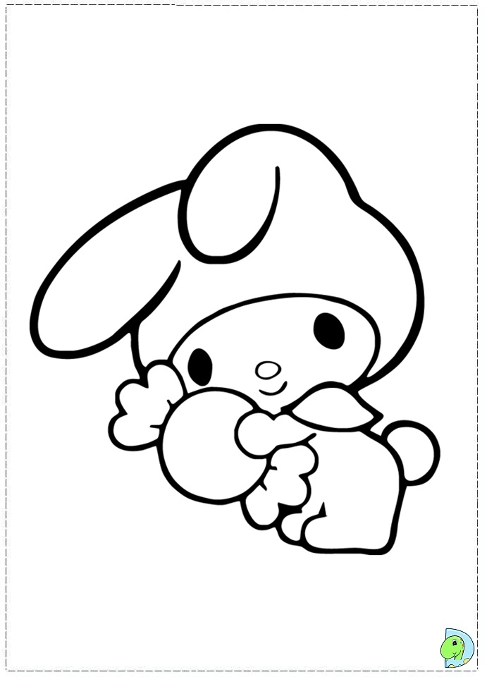 nemo coloring pages to print Full sizes my melody coloring pages 6 - fresh keroppi coloring pages free to print