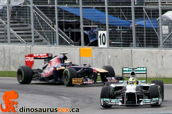 Formula 1 - Grand Prix 2013 - Canada
