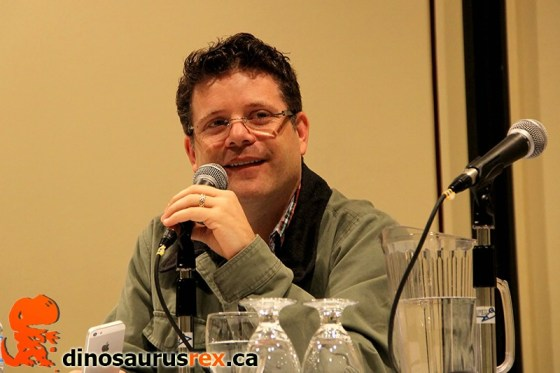 Sean Astin - Toronto Comicon 2013