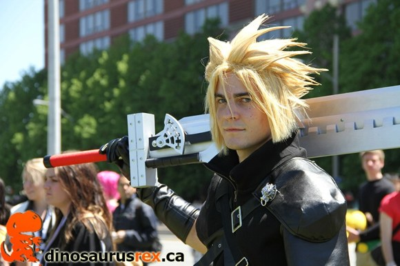 Anime North 2013 - FF7 Cloud