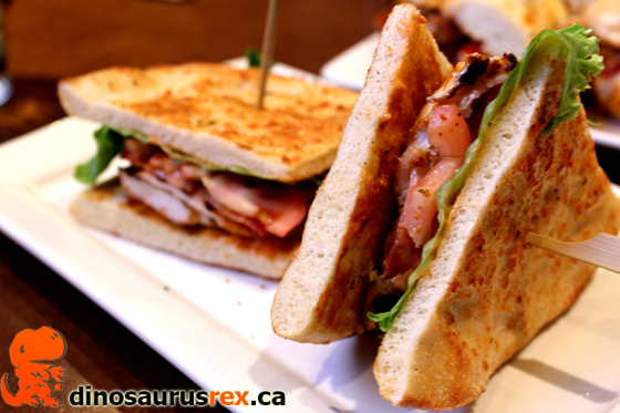 Boston Pizza - Chipotle Chicken Club