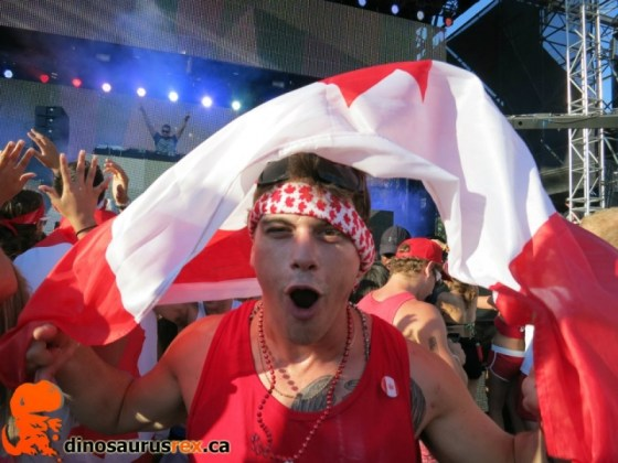 Digital Dreams - Afrojack - Canada Day