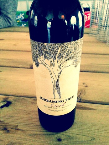 Dreaming Tree Wine - Crush Red Blend