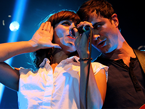 Photoblog | Dragonette and Young Empires @ Sound Academy