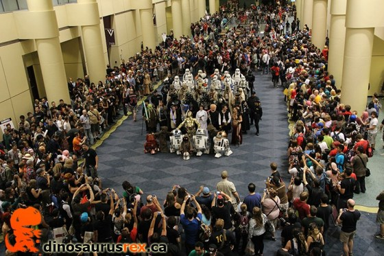 Fan Expo 2012 - Star Wars