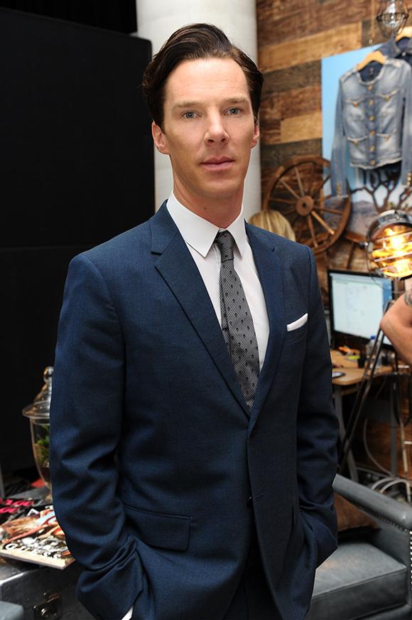 Benedict Cumberbatch - TIFF 2013