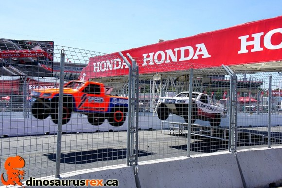Honda Indy - Flying Trucks
