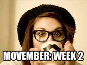 'Moustaches are still Magic' | Movember 2013 – Week 2