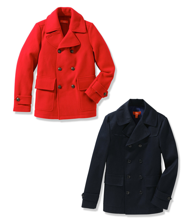 Joe Fresh - Men's Classic Peacoat