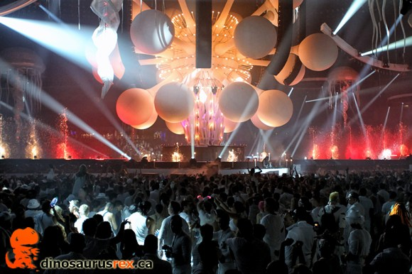 Sensation Canada 2013 - Lights