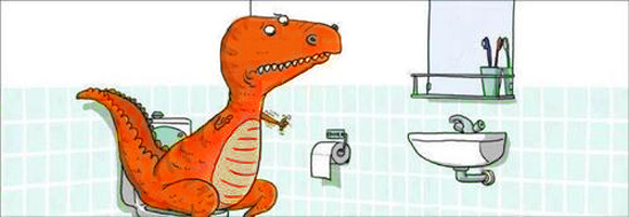 Dinosaurus Rex - Toilet Problems