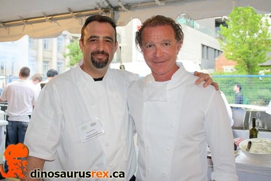 Toronto Taste 2012 - Mark McEwan