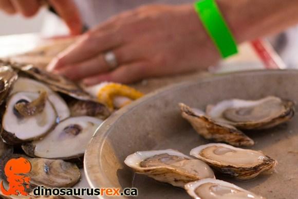 Toronto Taste 2013 - Oysters
