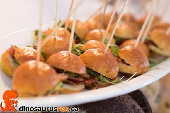 Toronto Taste 2013 - Sliders