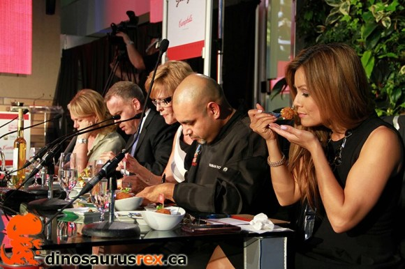 2013 Daily Bread Ultimate Food Challenge - Judges