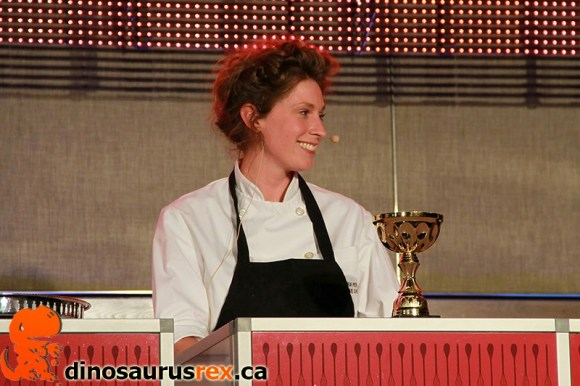 Chef Alexandra Feswick - 2013 Ultimate Food Challenge Winner