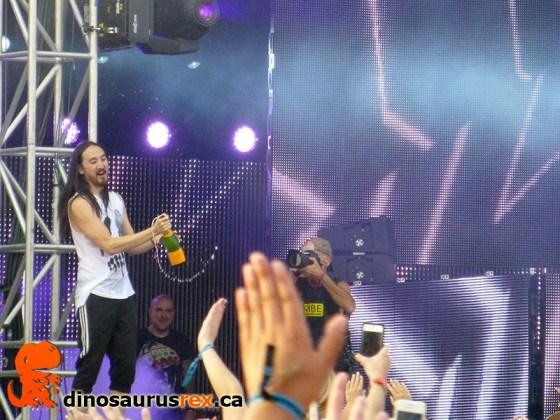 Steve Aoki - Veld Music Festival