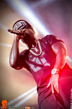 Young Jeezy- Under the Influence of Music Tour - Toronto