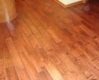 Golden Teak Hardwood Flooring - Flooring Ideas and Inspiration