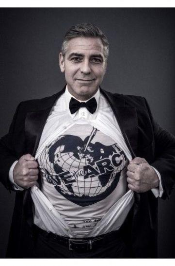 SaveTheArctic-George Clooney