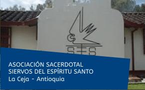 asociacion sacerdotal siervos del espíritu santo la ceja
