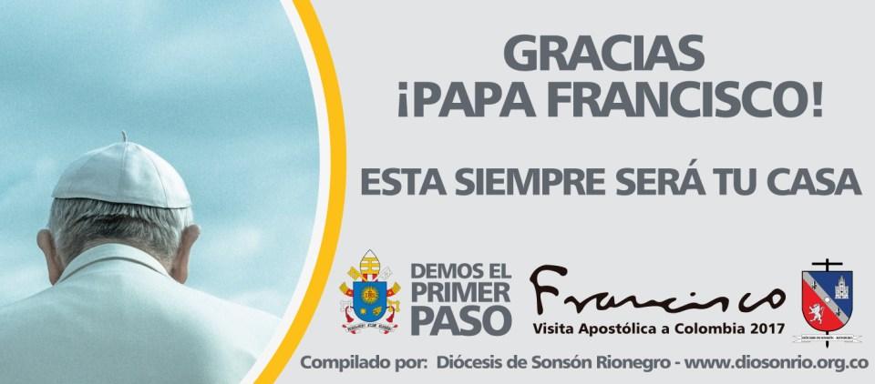 GRACIAS-PAPA