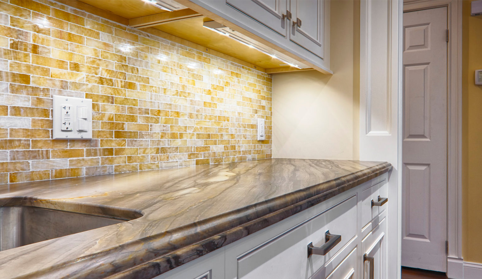 Countertop Edges Which One Is Right For Your Kitchen Design Dipietro Trading Co