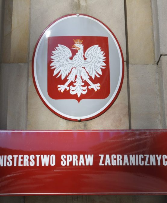 Working for the Ministry of Foreign Affairs in Poland