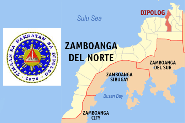 Dipolog City Map