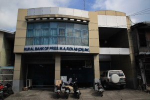 Rural Bank Of Pres. M.A. Roxas
